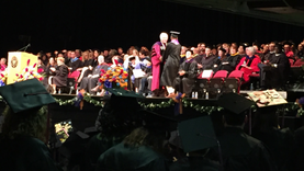 A Bittersweet Road to Completion: Here's to the Fall 2018 Graduates