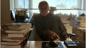 Professor Lee Schlesinger Reflects on a Career Almost as old as Purchase