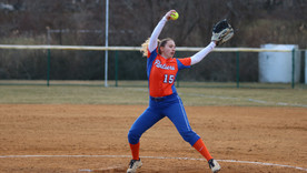 Panthers Softball Drops Double Header