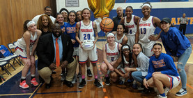 Amber Jones Joins the 1,000 Point Club