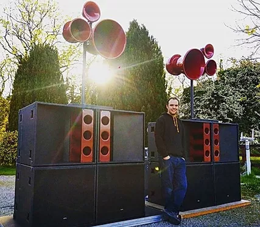 Void Sound System - Air Motion - Trinty X