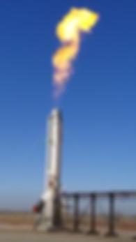 Quad-Oa Facility Gas Flare System by JLCC