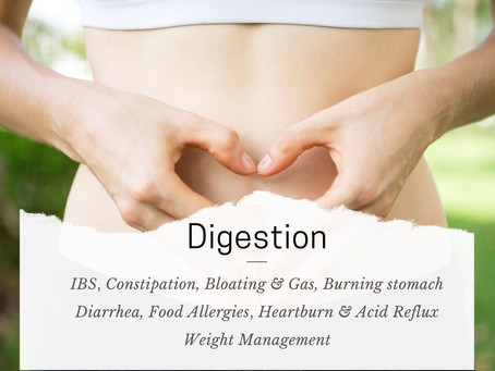 Re-balance your Digestive Function with Acupuncture & Chinese Medicine