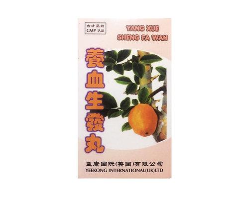 Yang Xue Sheng Fa Wan / Hair Growth