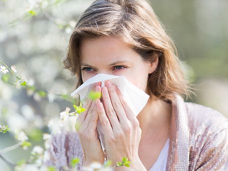 Chinese Medicine for Hay Fever -Natural & Effective.
