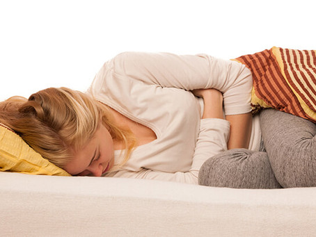 Treat PMS & Painful periods with Acupuncture & TCM