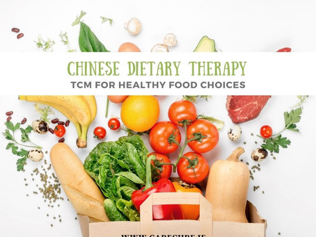 Chinese Medicine & Dietary Therapy