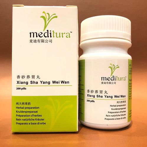 Xiang Sha Yang Wei Wan / Harmonizes the Spleen and Stomach