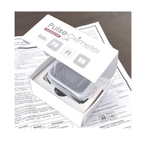 Pulse Oximeter /SpO2 PR PI RR 4Fuctions