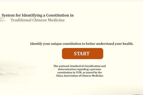Constitution Identification Test