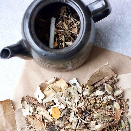 Custom Raw Chinese Herbs Blend