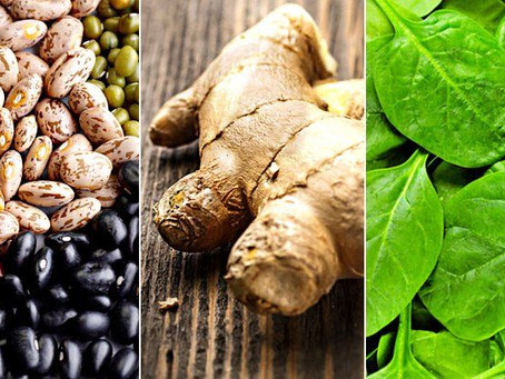 Eat your way to a strong immune system with TCM