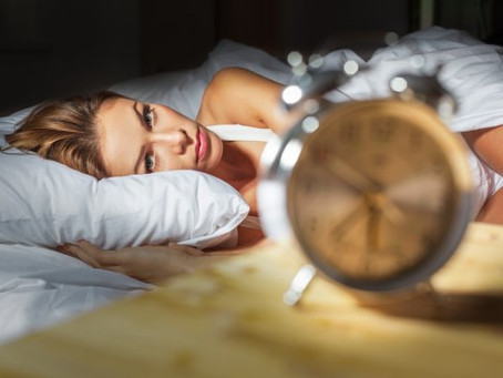 Insomnia Treatment with Acupuncture & Chinese Medicine