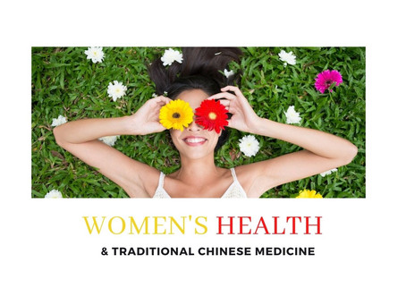 Women's Health & Chinese Medicine