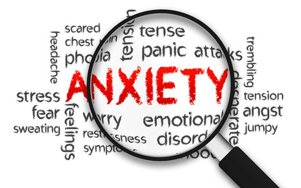 Anxiety / Low energy