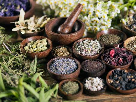 Natural Chinese Herbal Remedies
