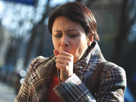 Acupuncture for Coughs, Colds & Flu