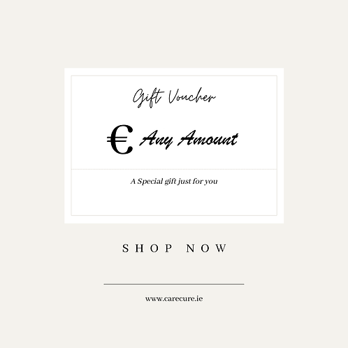 Care Cure Gift Voucher