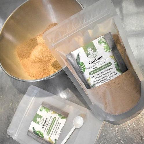 Custom Herbal Granule Formula