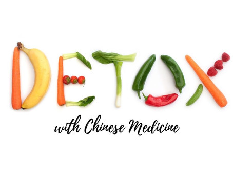 Detox with Chinese Medicine