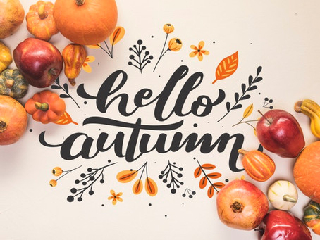 Healthy Food for Autumn