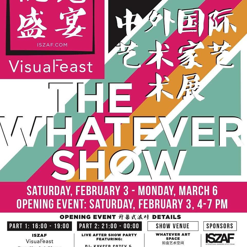 """""""The Whatever Show"""""""