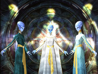 The 9 th Dimensional Arcturians from the Athena Lightship- Your Imagination is Real