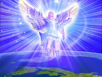 Archangel Michael Speaks From the Athena Lightship- There Is No Judgment