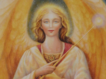 Archangel Gabrielle Speaks From The Great Central Sun On Remembering Angelic Origins
