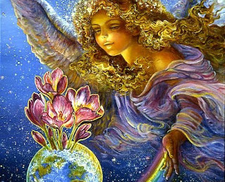Gaia's Angelic Self Speaks From The Athena Starship
