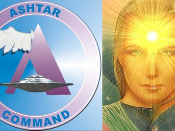 Ashtar Speaks From His Starship of Light - As Above, So Below