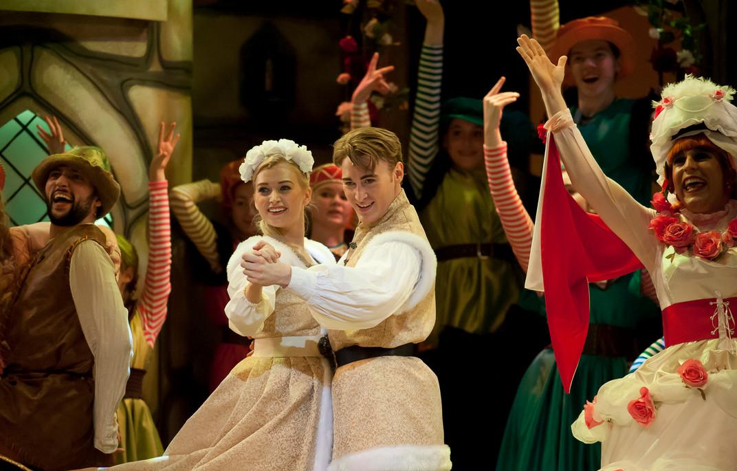 Sleeping Beauty. Theatre Royal Bury St Edmunds