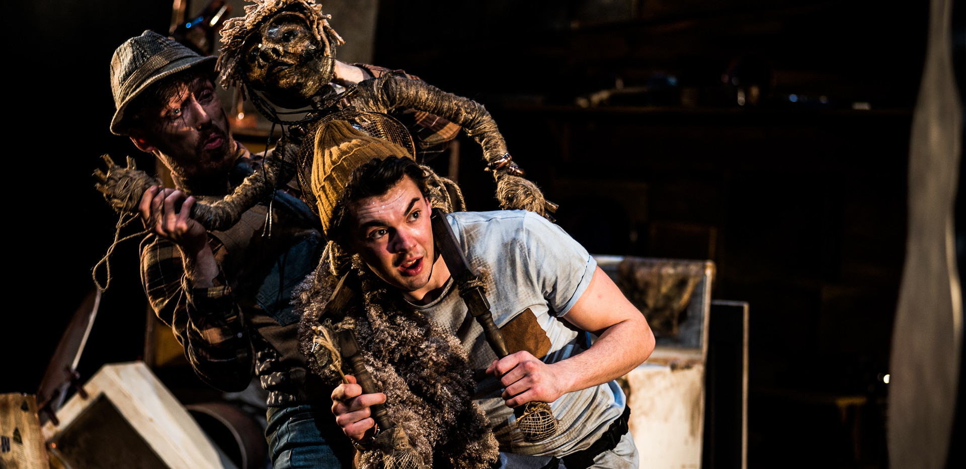 Stig of The Dump. UK Tour and Arts Theatre West End