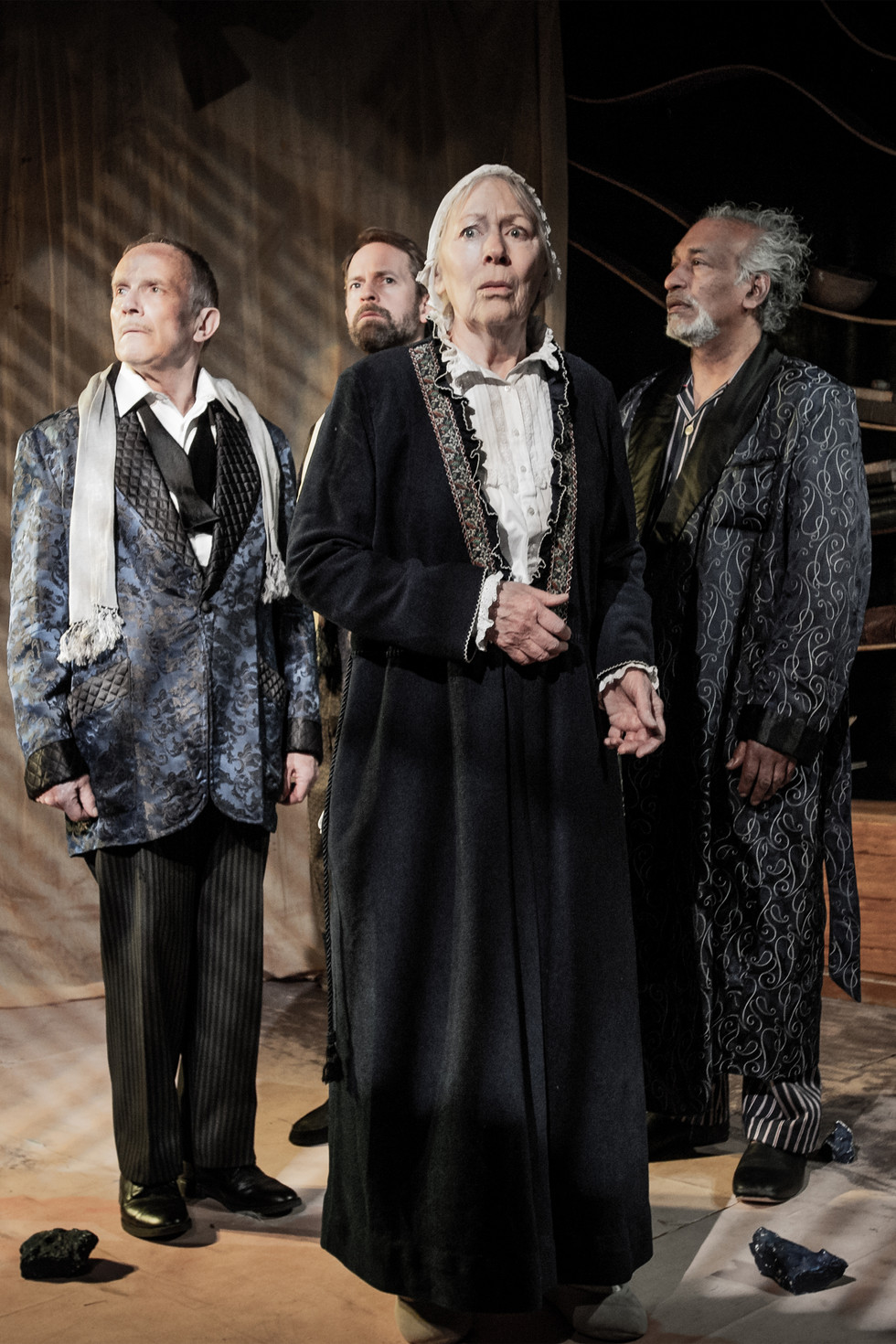The Tempest - Richard Derrington (Antoni