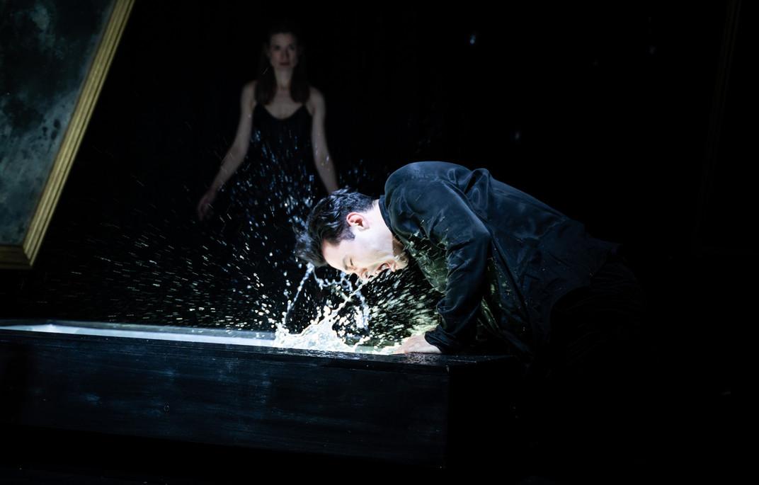 Pictures of Dorian Gray. Stephen Joseph, Jermyn Street, Creation Theatre