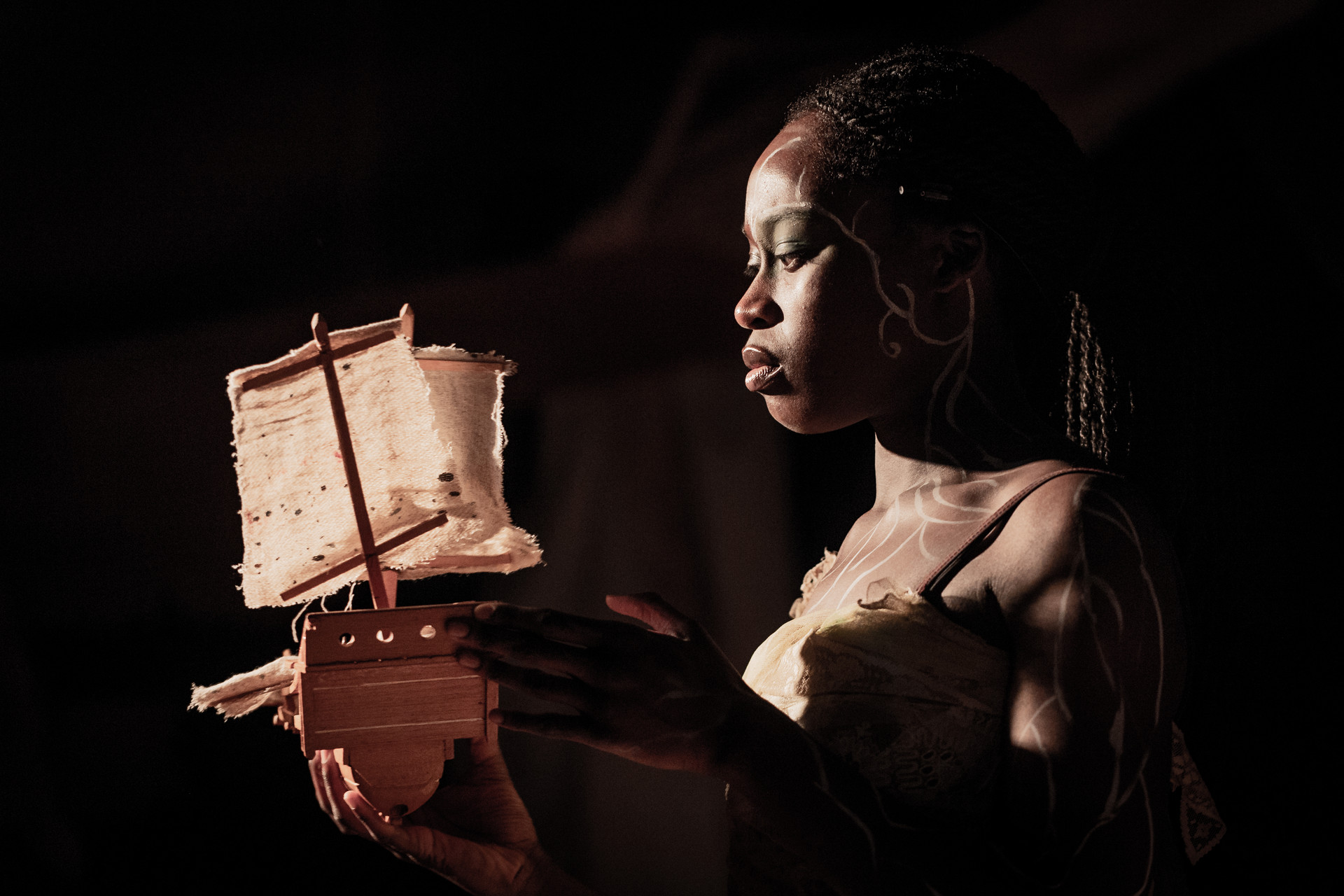 The Tempest - Whitney Kehinde (Ariel) at