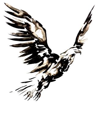 Eagle - Ink