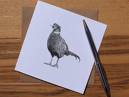 Pheasant by Sophie