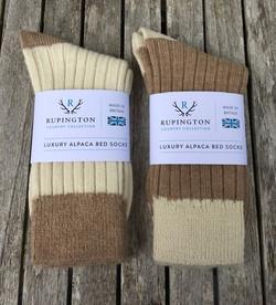 Socks Cap & parch