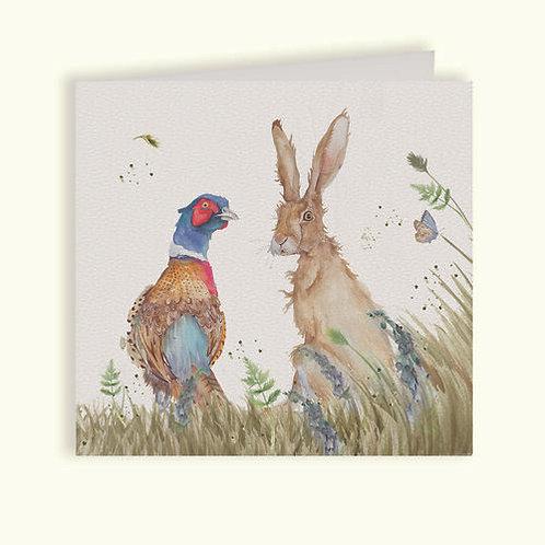 Hare & Pheasant