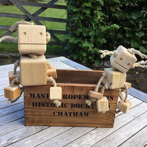 Ropery Robot
