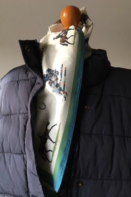 The Eventer - Cotton scarf