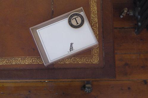 Correspondence card- Labrador