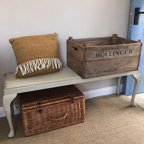 Herringbone Wool Cushion