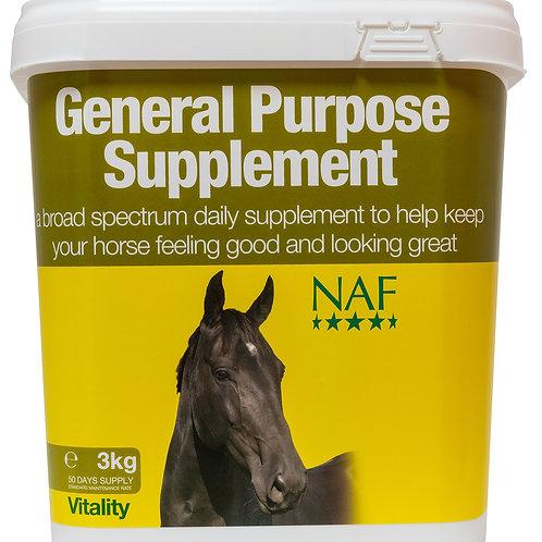 General Purpose Supplement