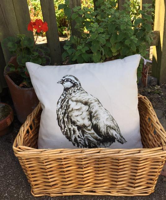 Cushion Partridge last