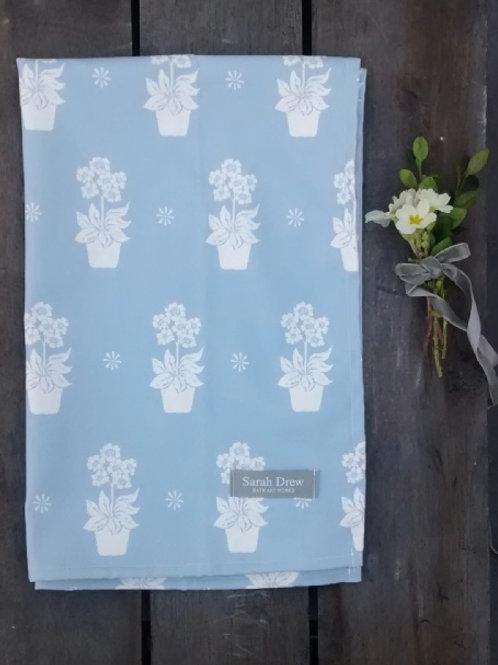 Primula Tea Towel