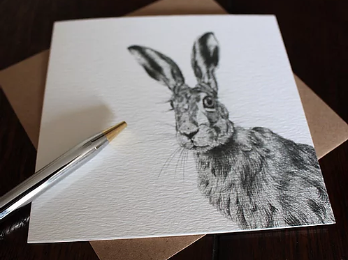 Hare by Sophie