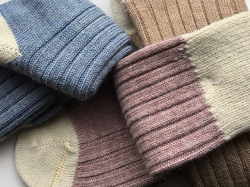 Luxury Alpaca Bed Socks