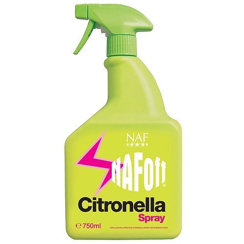 Naff Off Citronella Fly spray